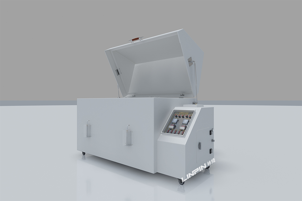 上海林频阐述盐雾试验箱为何采用PVC板?